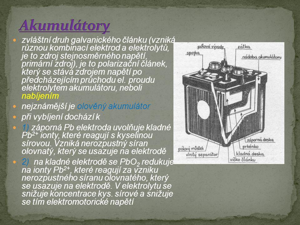 Akumulátory