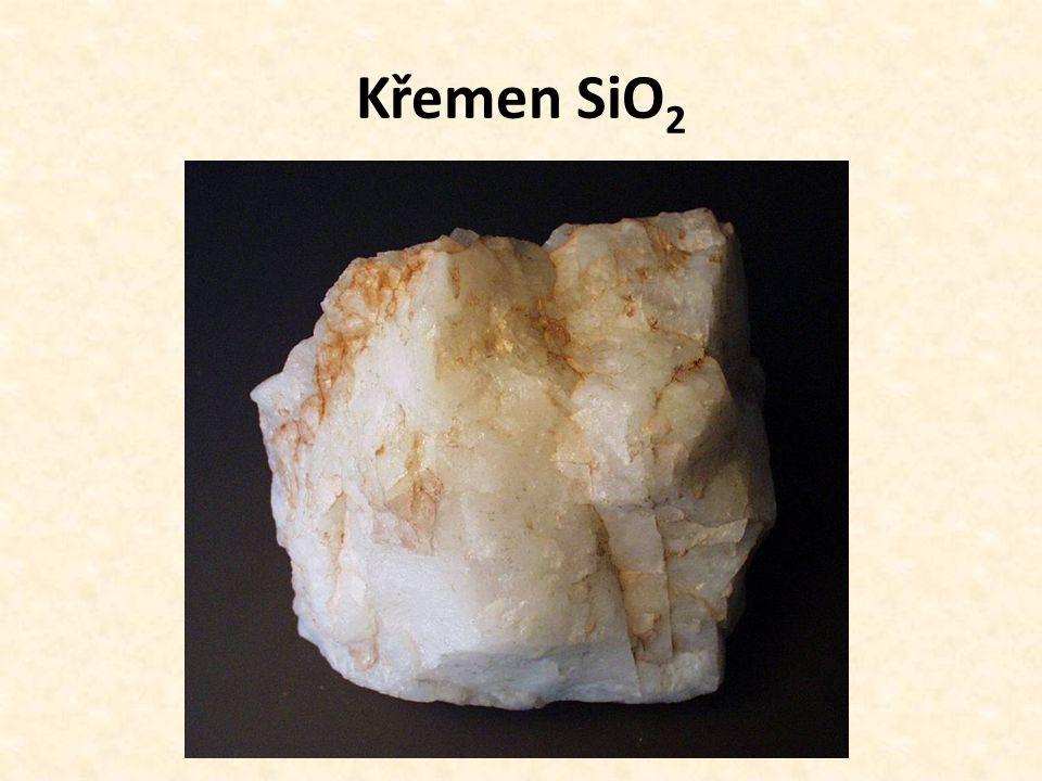 Křemen SiO2