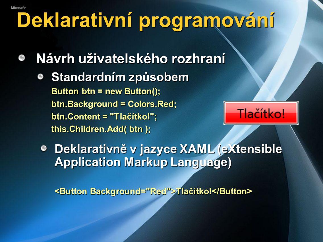 Deklarativní programování