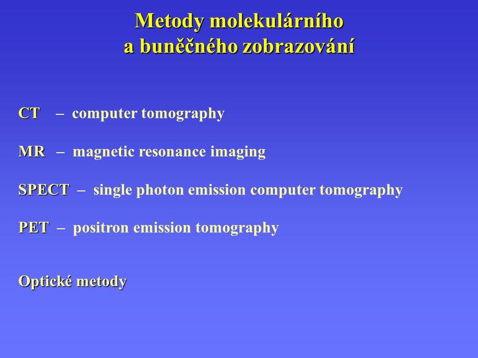 Metody molekulárního a buněčného zobrazování