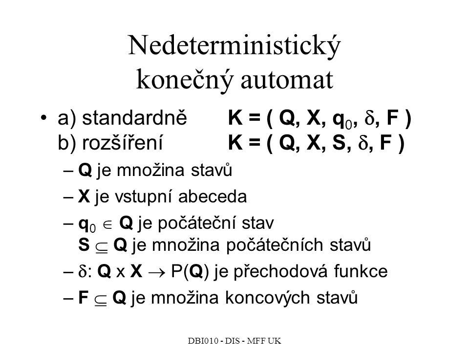 Nedeterministický konečný automat