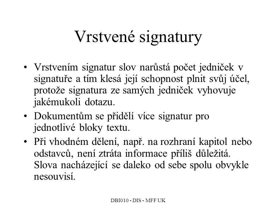 Vrstvené signatury