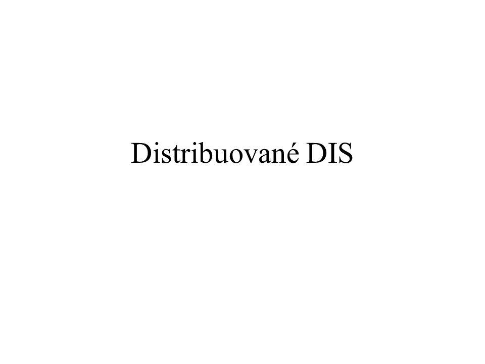 Distribuované DIS 375