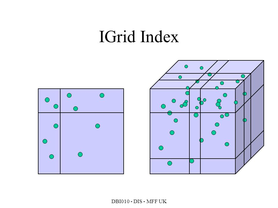 IGrid Index DBI010 - DIS - MFF UK 480