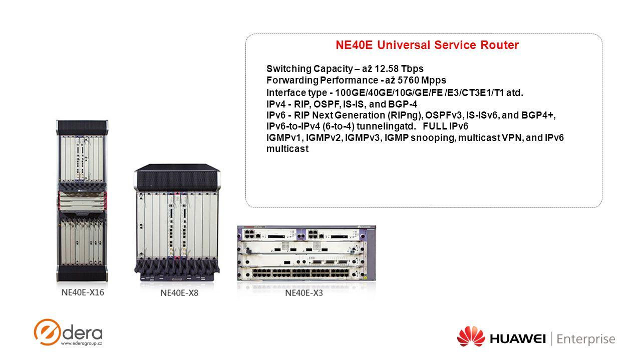 NE40E Universal Service Router
