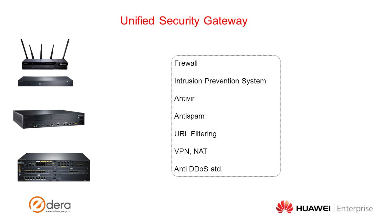 Unified Security Gateway