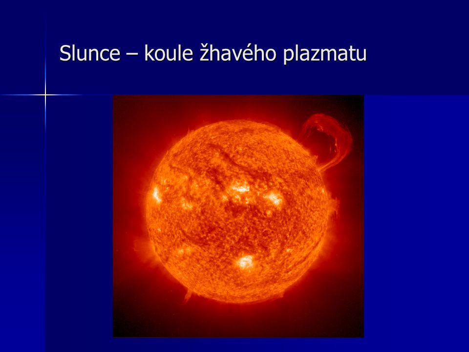 Slunce – koule žhavého plazmatu