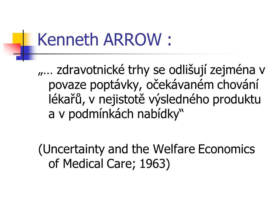 Kenneth ARROW :