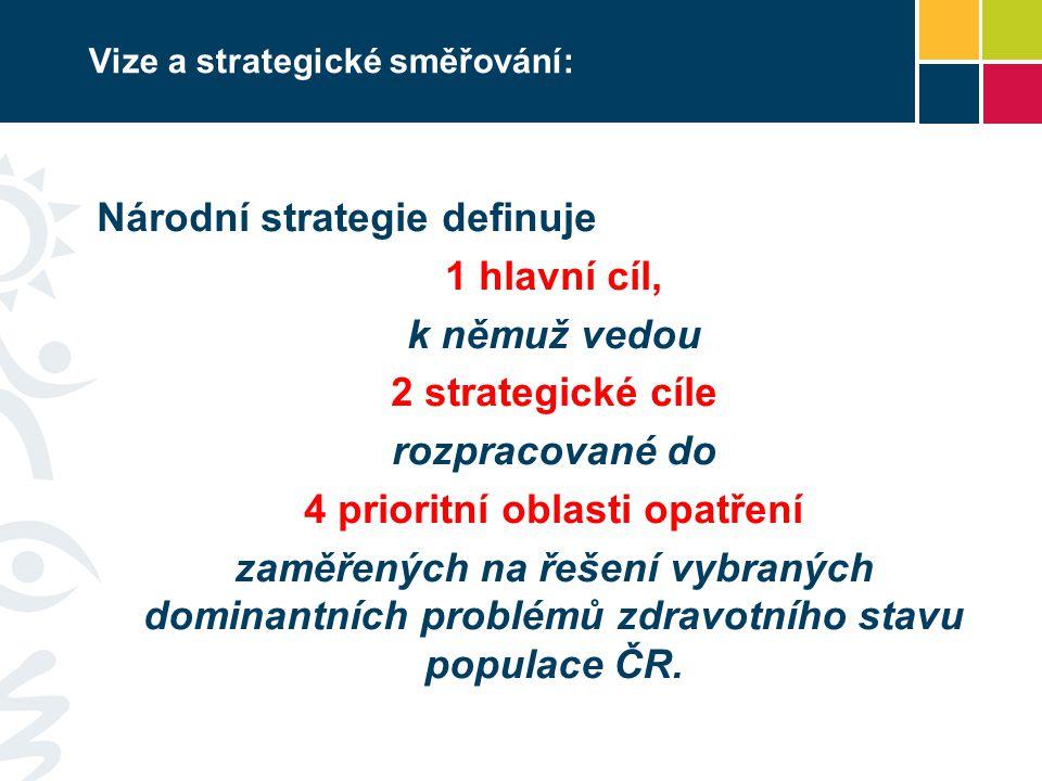 Vize a strategické směřování: