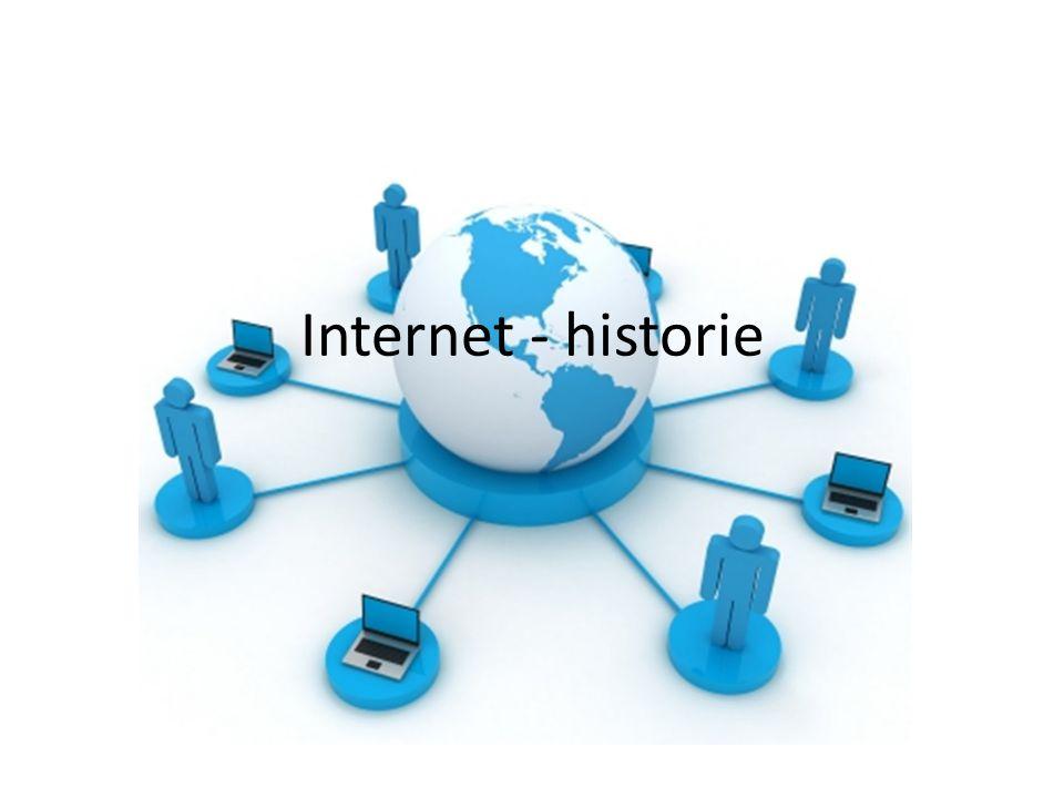 Internet - historie