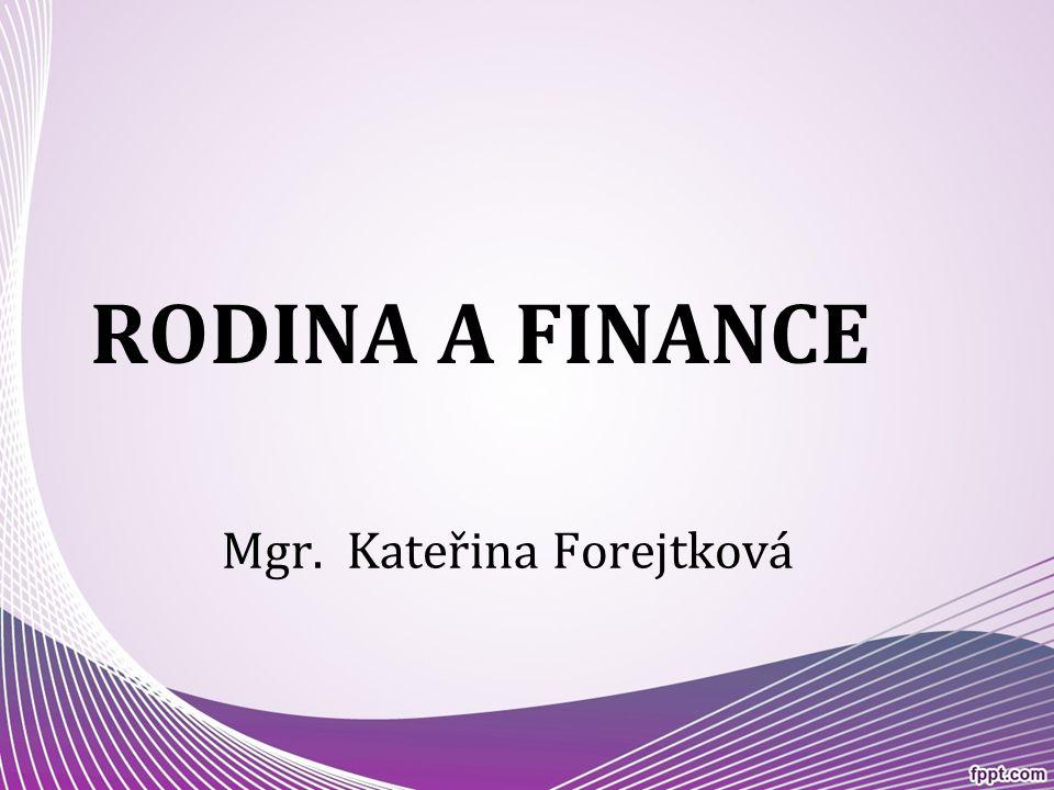 Mgr. Kateřina Forejtková