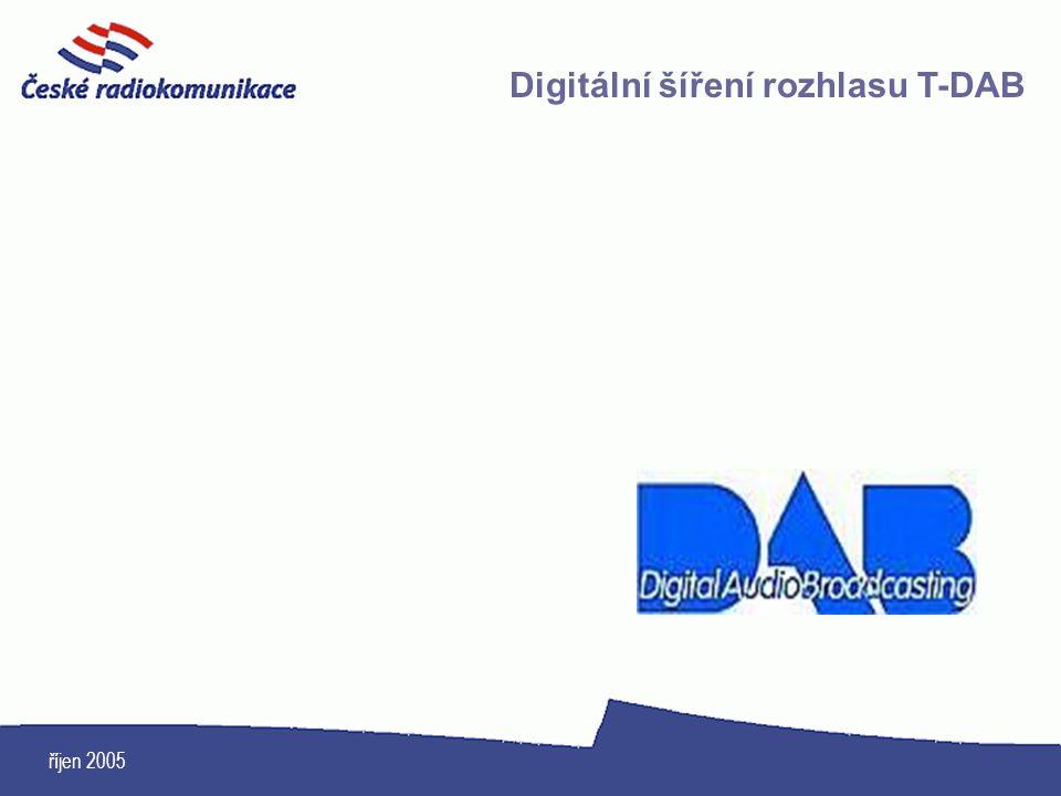 Digitální šíření rozhlasu T-DAB