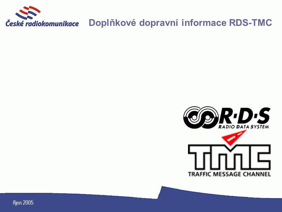 Doplňkové dopravní informace RDS-TMC