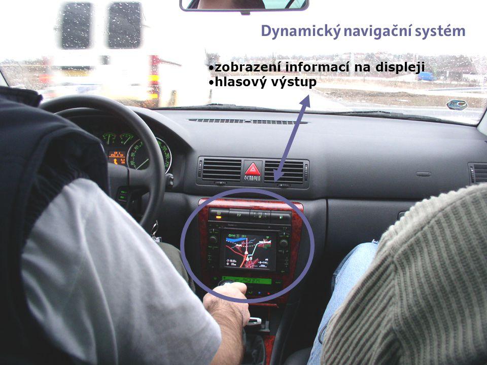Dynamický navigační systém