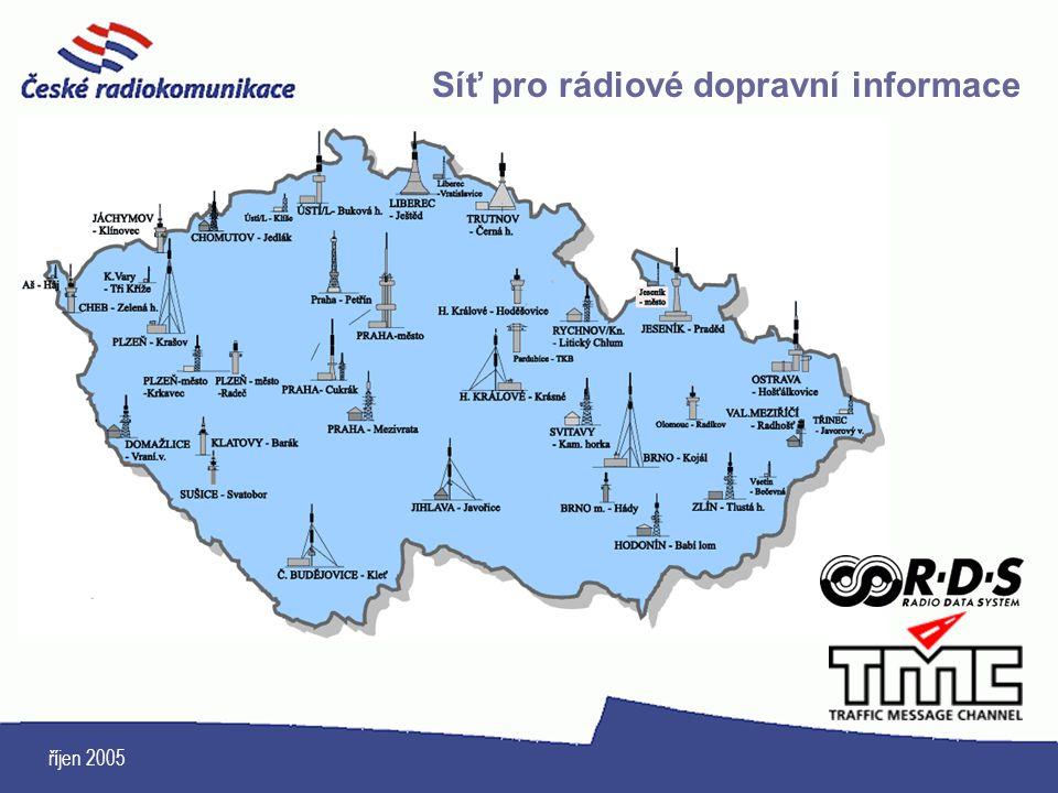 Síť pro rádiové dopravní informace