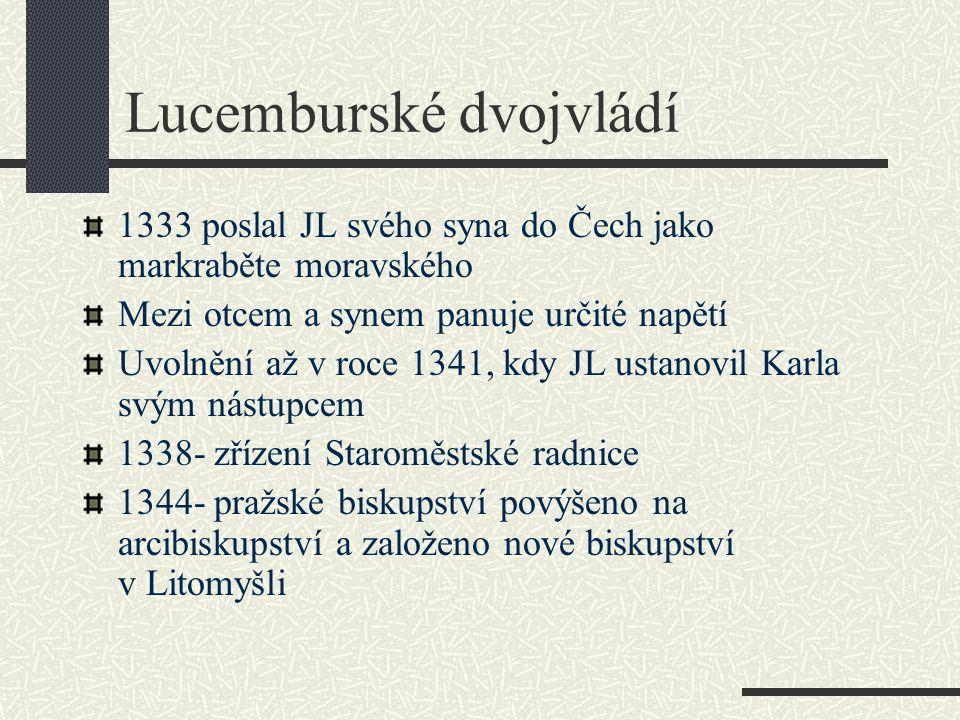 Lucemburské dvojvládí
