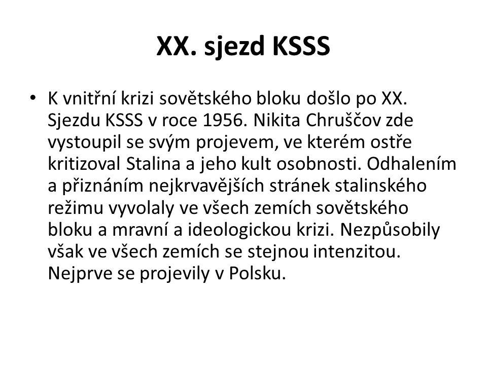 XX. sjezd KSSS
