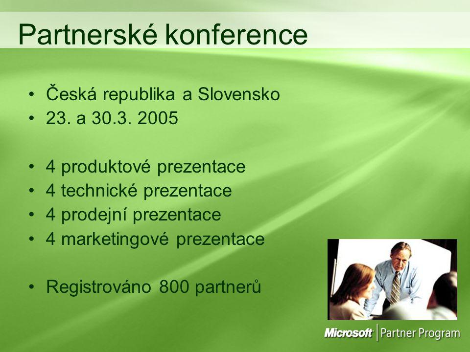 Partnerské konference