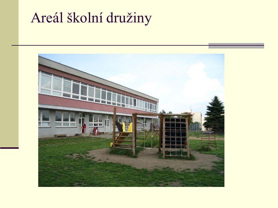 Areál školní družiny Představení areálu