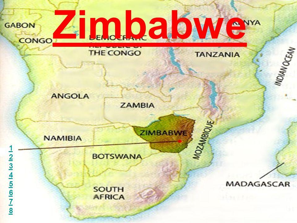 Zimbabwe 1 2 3 4 5 6 7 8