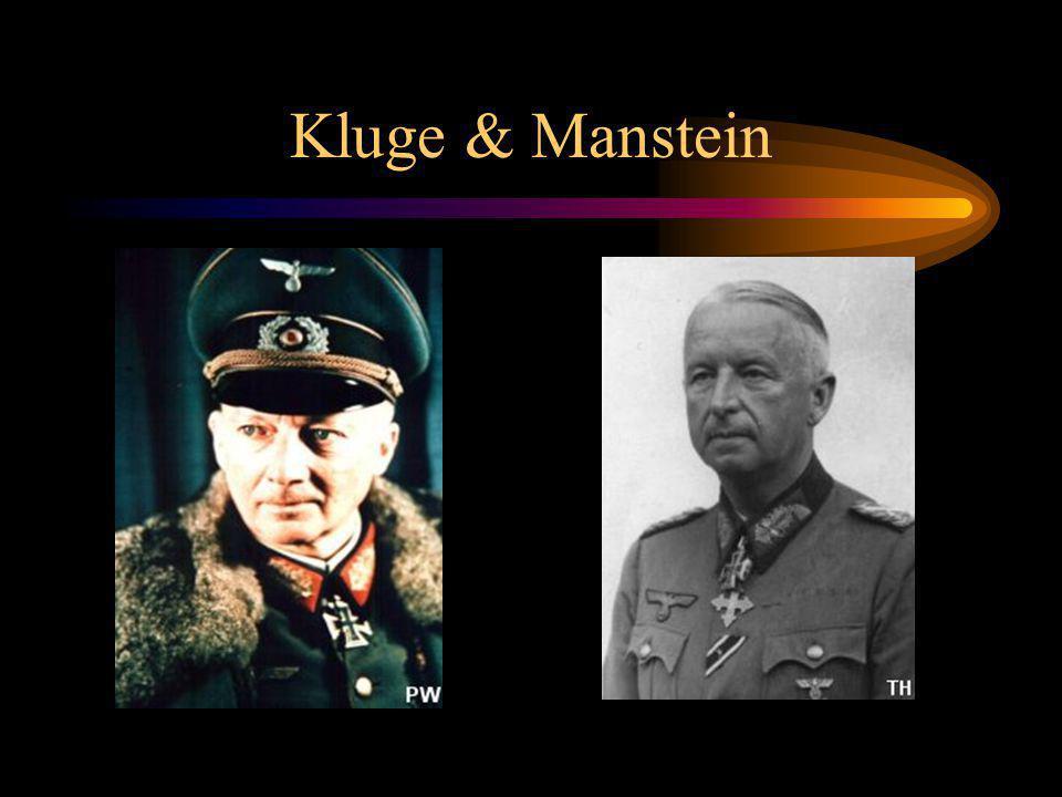 Kluge & Manstein