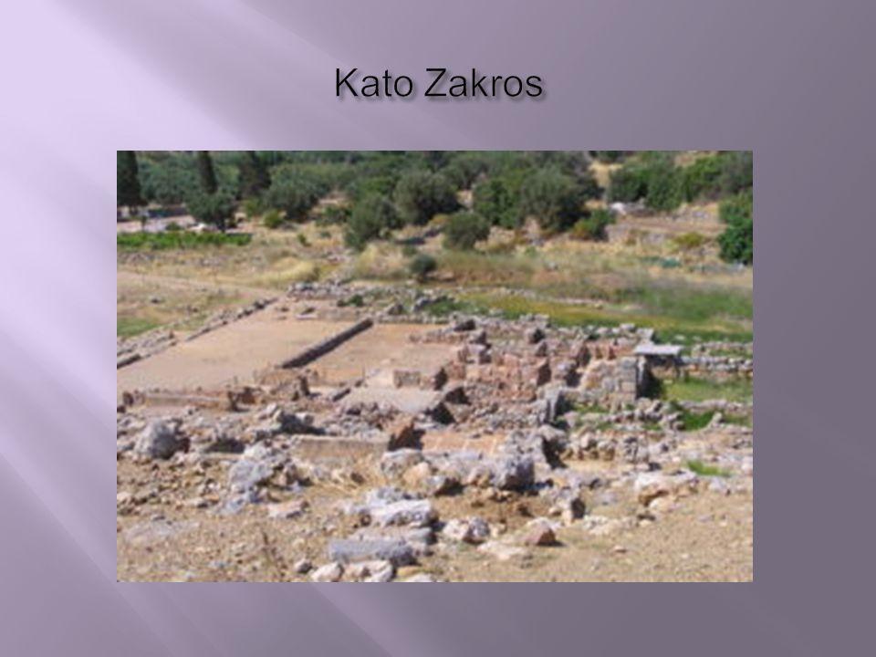 Kato Zakros
