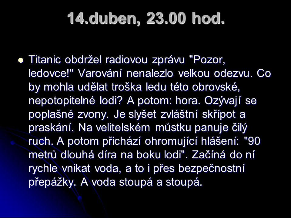 14.duben, 23.00 hod.