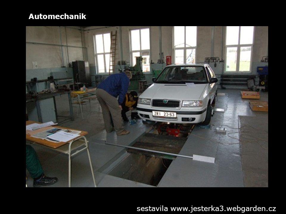 Automechanik sestavila www.jesterka3.webgarden.cz