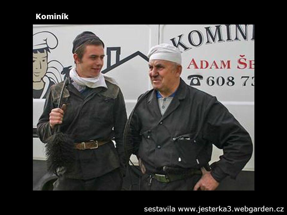 Kominík sestavila www.jesterka3.webgarden.cz