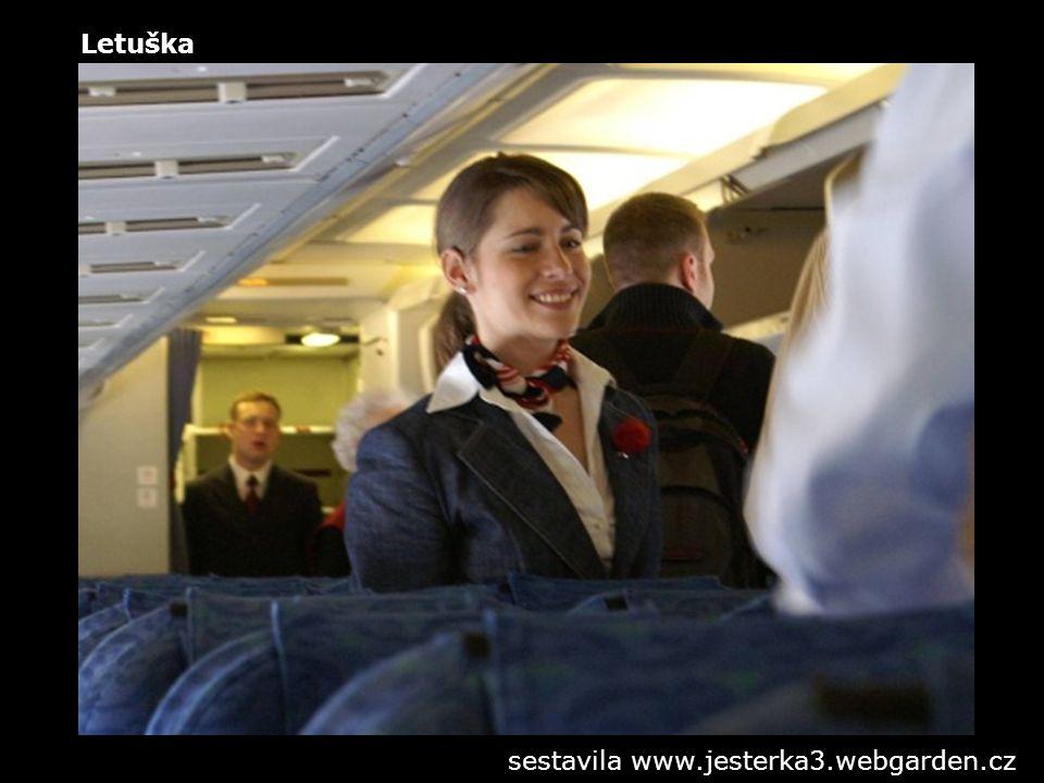 Letuška sestavila www.jesterka3.webgarden.cz