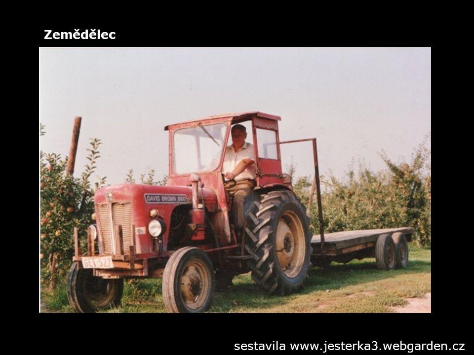 Zemědělec sestavila www.jesterka3.webgarden.cz