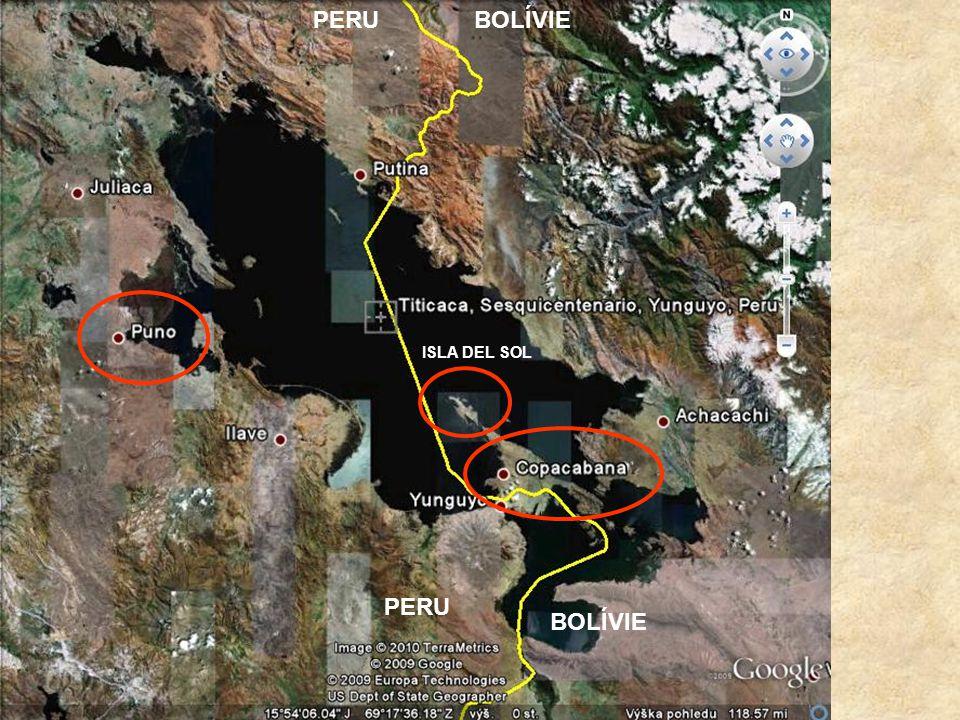 PERU BOLÍVIE ISLA DEL SOL PERU BOLÍVIE