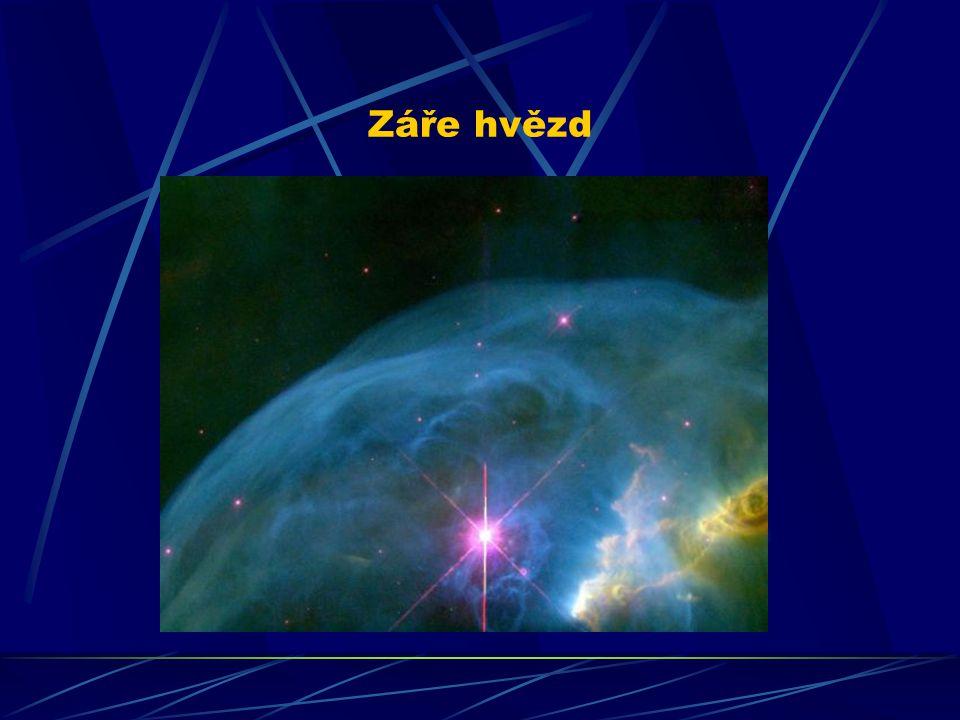 Záře hvězd