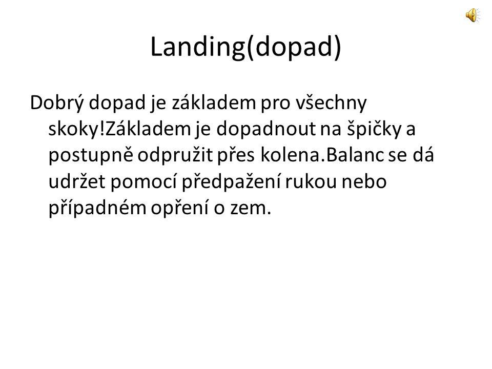 Landing(dopad)