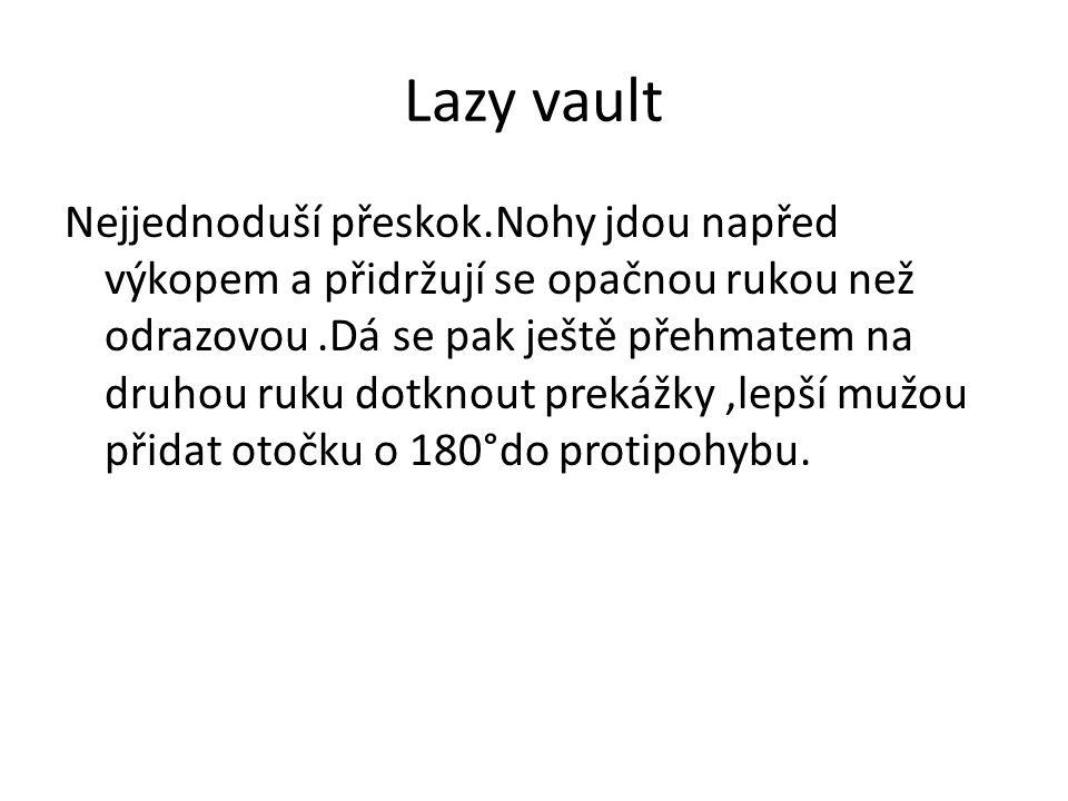 Lazy vault