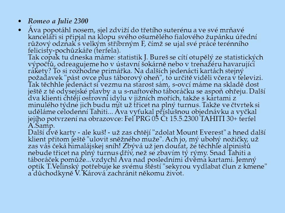 Romeo a Julie 2300