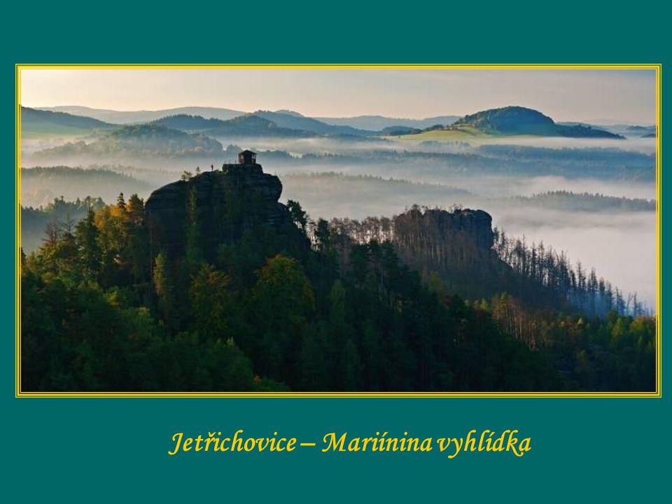 Jetřichovice – Mariínina vyhlídka