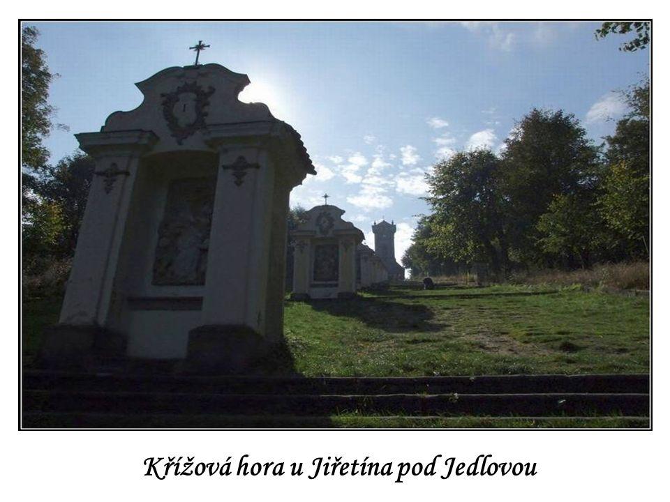Křížová hora u Jiřetína pod Jedlovou