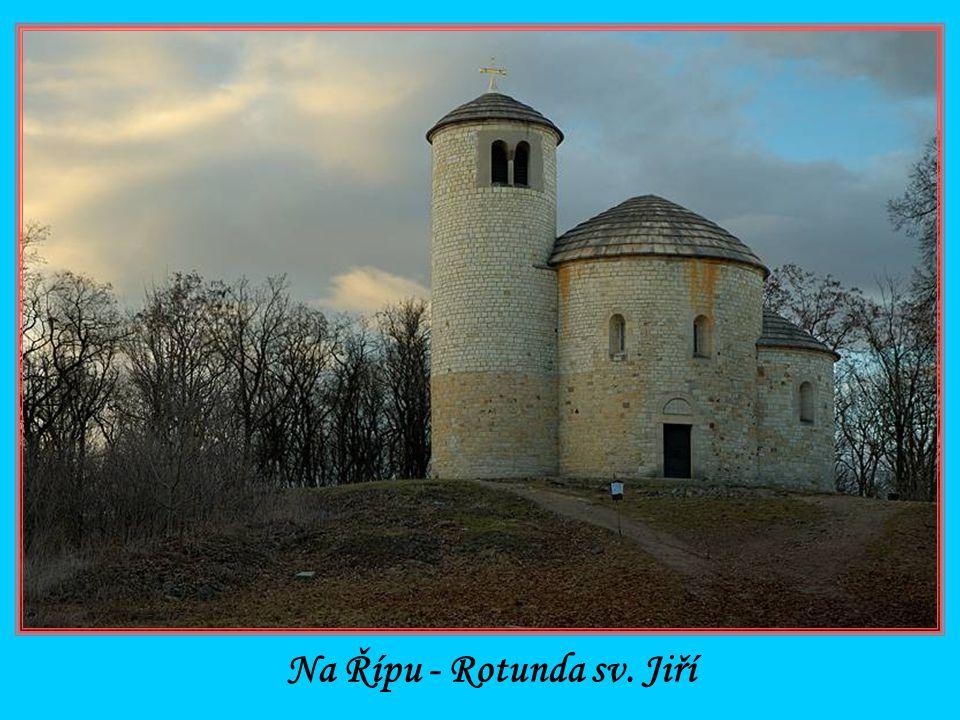 Na Řípu - Rotunda sv. Jiří