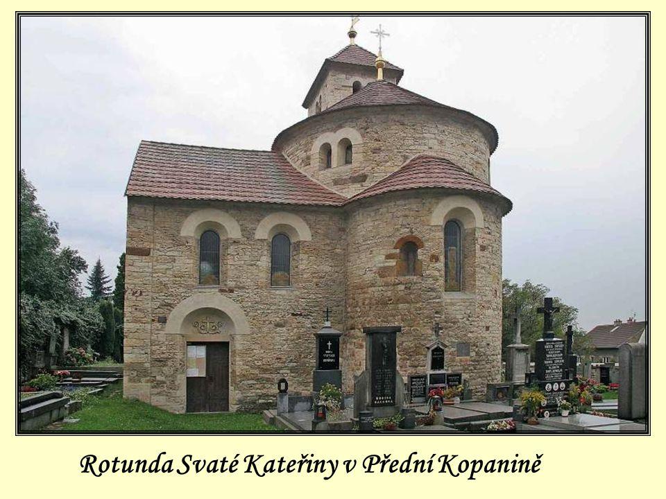 Rotunda Svaté Kateřiny v Přední Kopanině