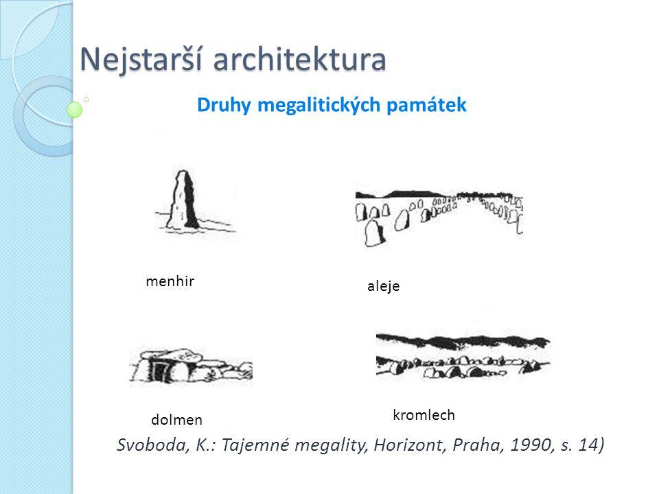 Nejstarší architektura