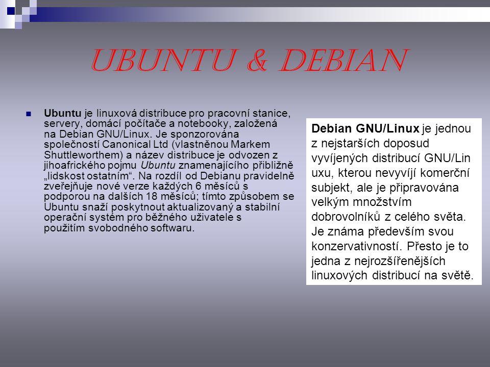 Ubuntu & Debian