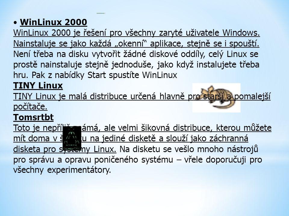 WinLinux 2000