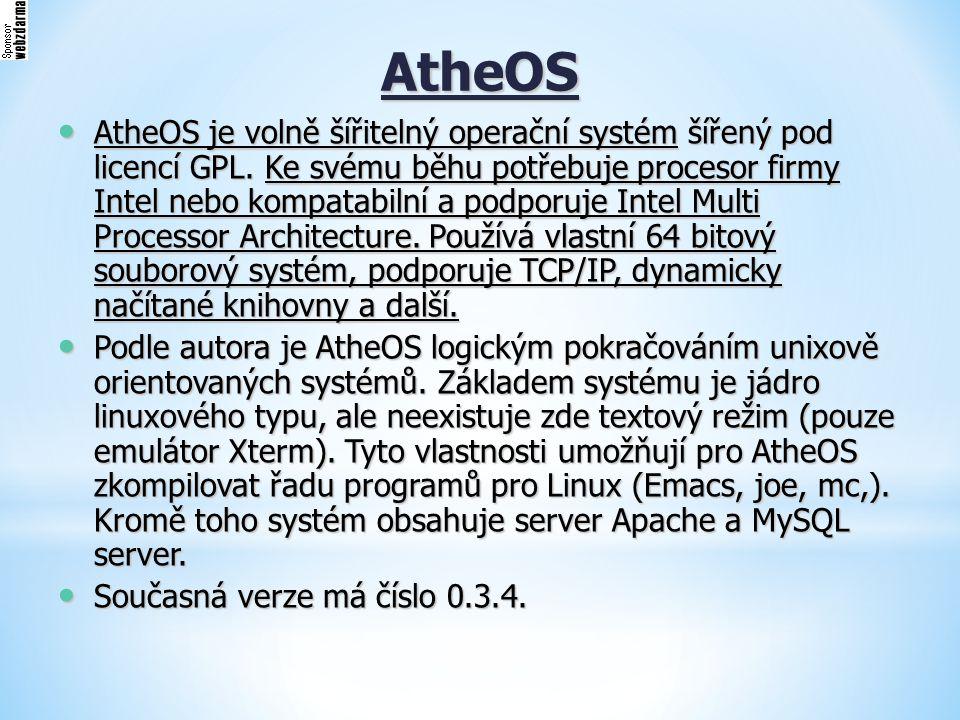 AtheOS