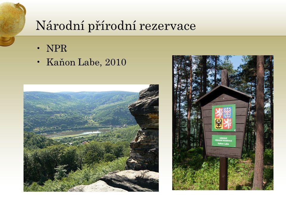 Národní přírodní rezervace