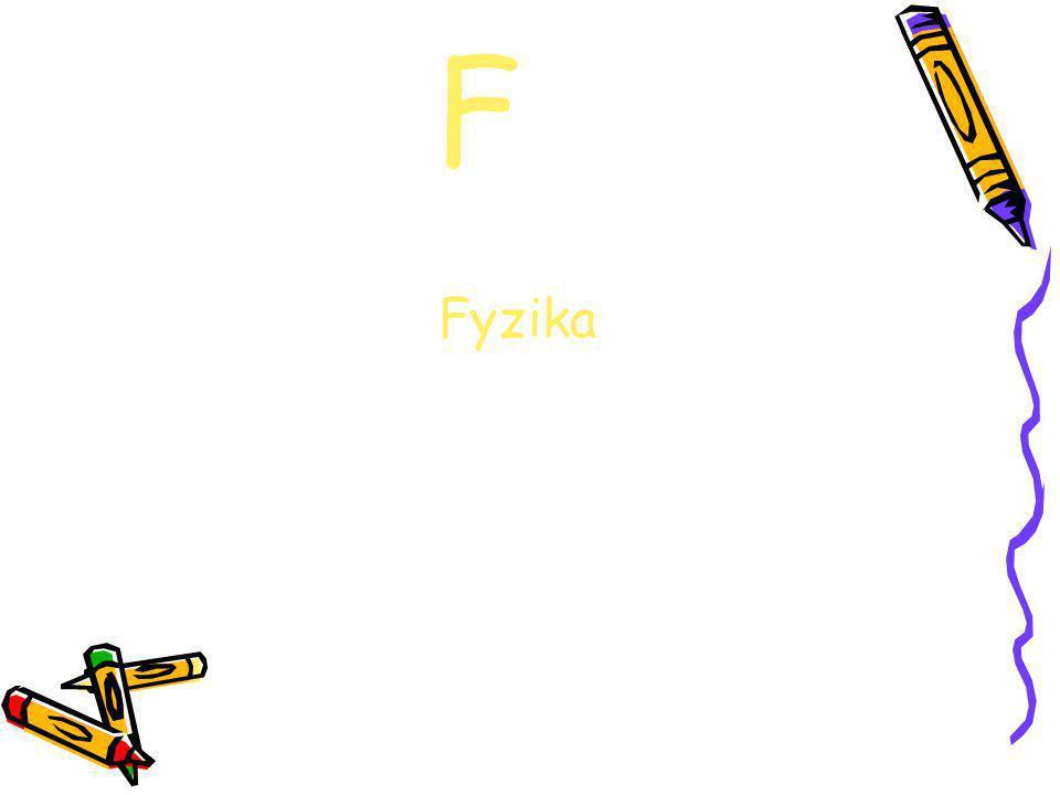 F Fyzika