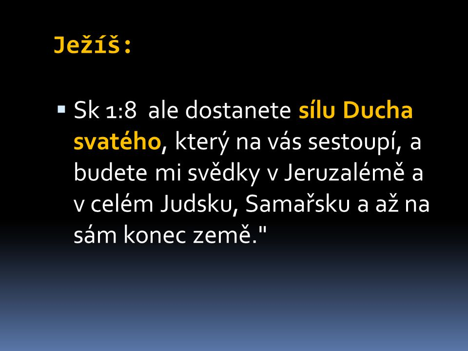 Ježíš: