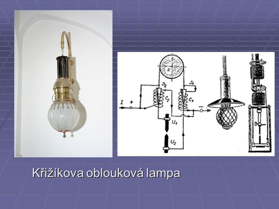 Křižíkova oblouková lampa