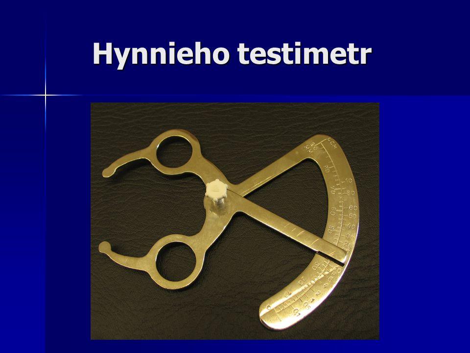 Hynnieho testimetr