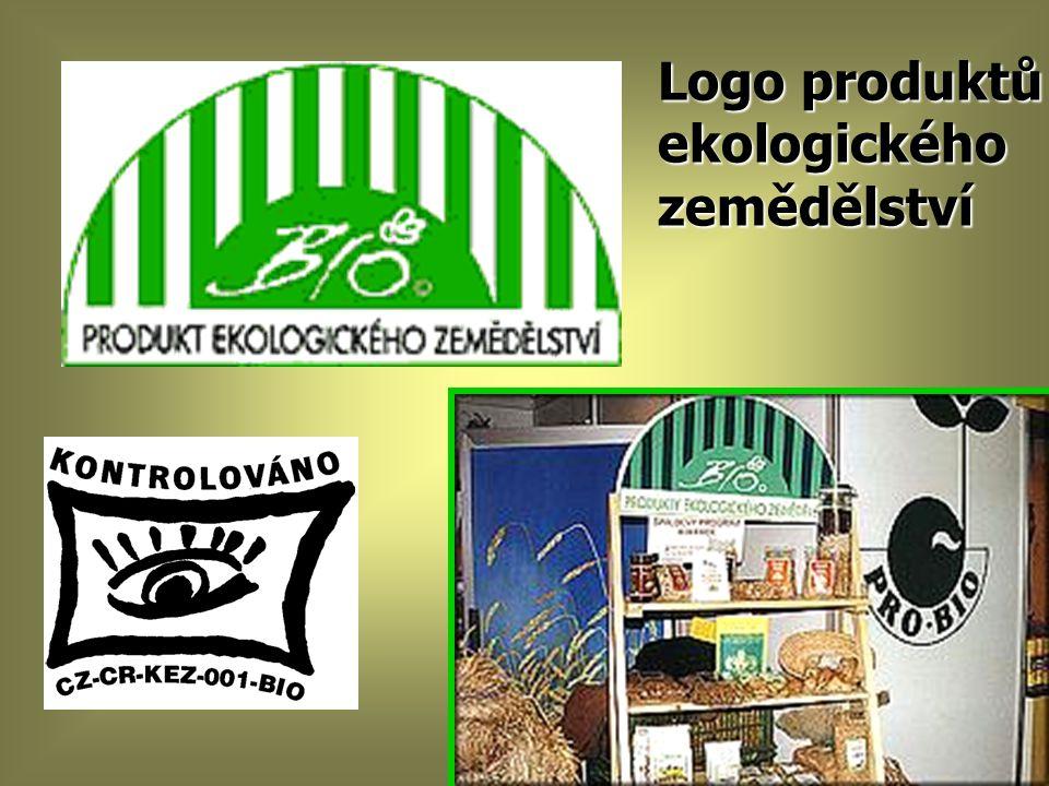 Logo produktů ekologického zemědělství